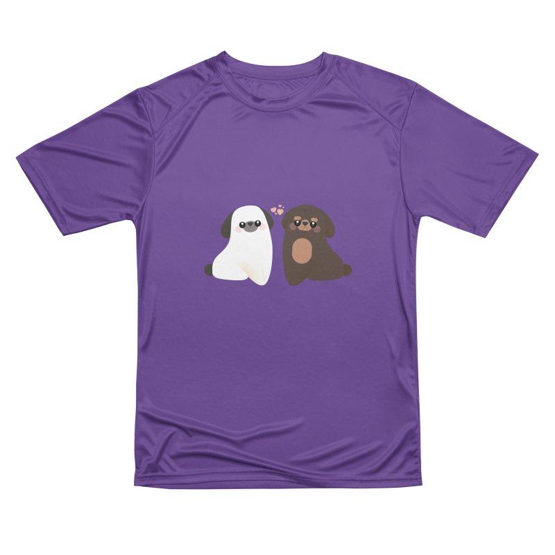 Cute Women's Performance Unisex T-Shirt by theladyernestember's Artist Shop