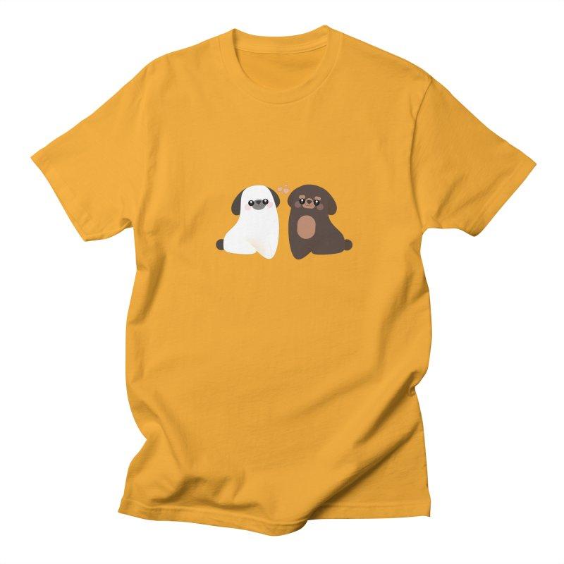 Cute Men's Regular T-Shirt by theladyernestember's Artist Shop