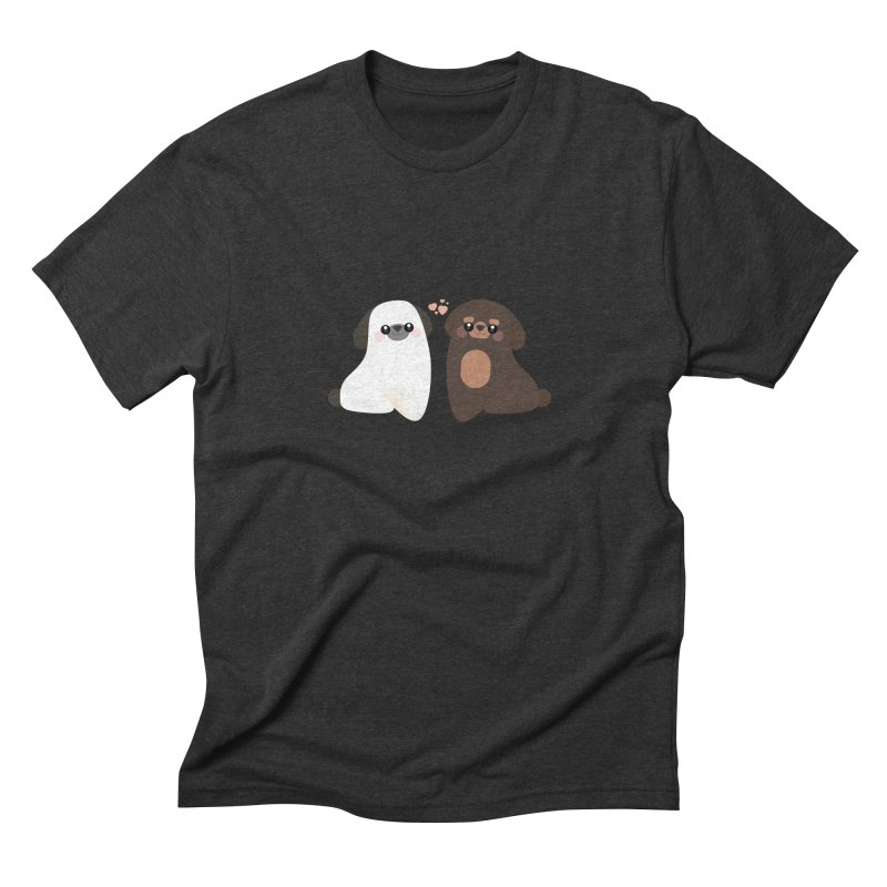 Cute Men's Triblend T-Shirt by theladyernestember's Artist Shop