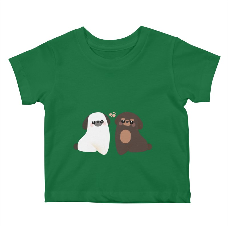 Cute Kids Baby T-Shirt by theladyernestember's Artist Shop