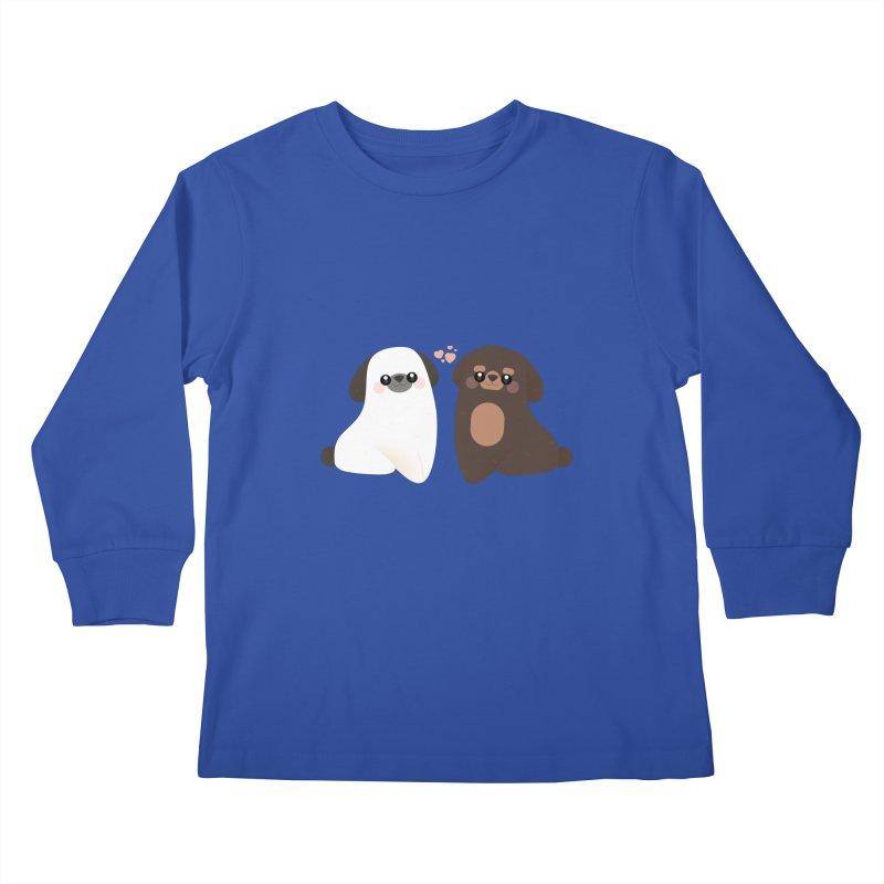 Cute Kids Longsleeve T-Shirt by theladyernestember's Artist Shop