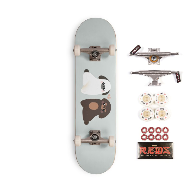 Cute Accessories Complete - Pro Skateboard by theladyernestember's Artist Shop