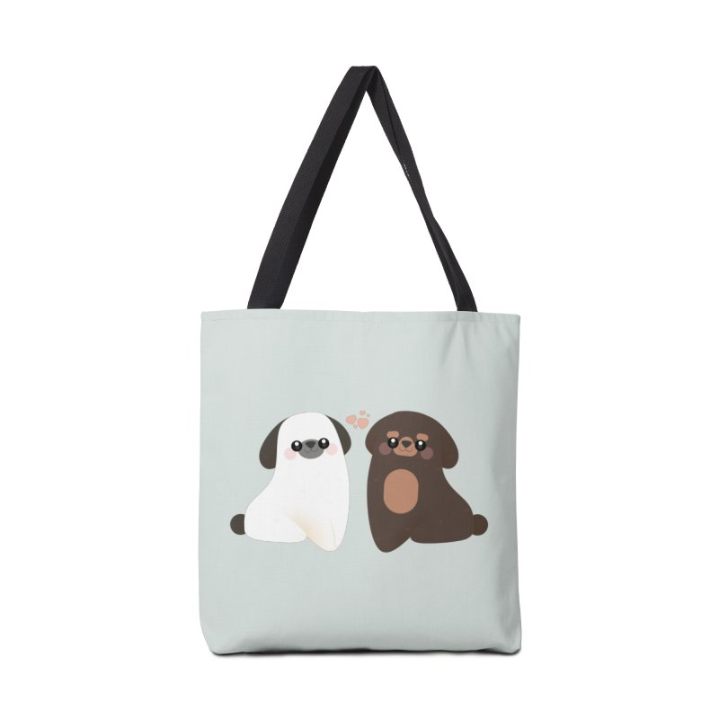 Cute Accessories Tote Bag Bag by theladyernestember's Artist Shop