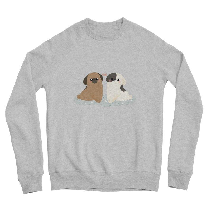 Valentine's Day Men's Sponge Fleece Sweatshirt by theladyernestember's Artist Shop