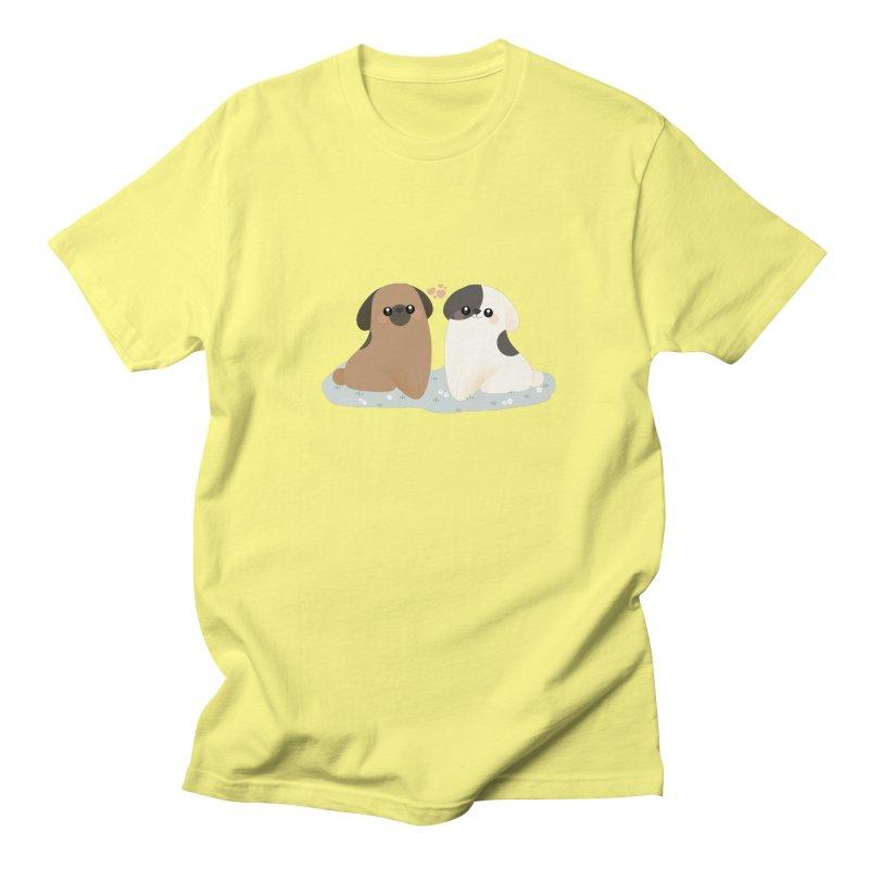 Valentine's Day Men's Regular T-Shirt by theladyernestember's Artist Shop