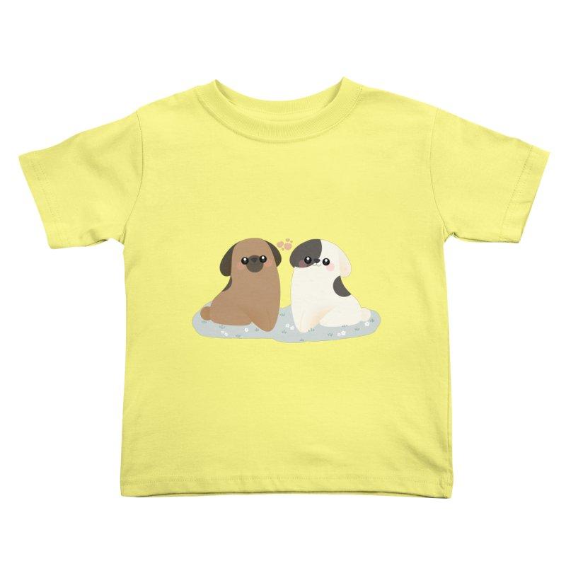 Valentine's Day Kids Toddler T-Shirt by theladyernestember's Artist Shop