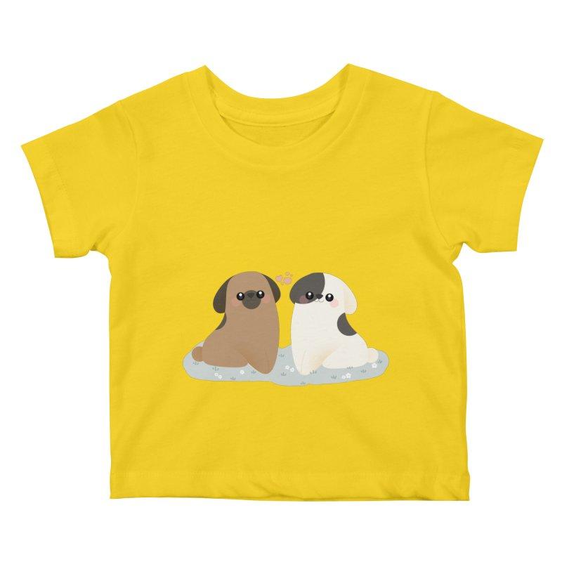 Valentine's Day Kids Baby T-Shirt by theladyernestember's Artist Shop