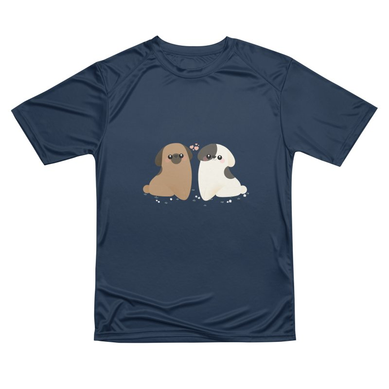 Cute Men's Performance T-Shirt by theladyernestember's Artist Shop