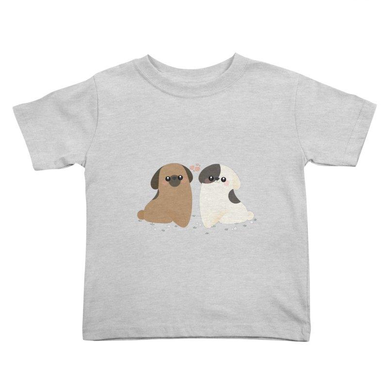 Cute Kids Toddler T-Shirt by theladyernestember's Artist Shop