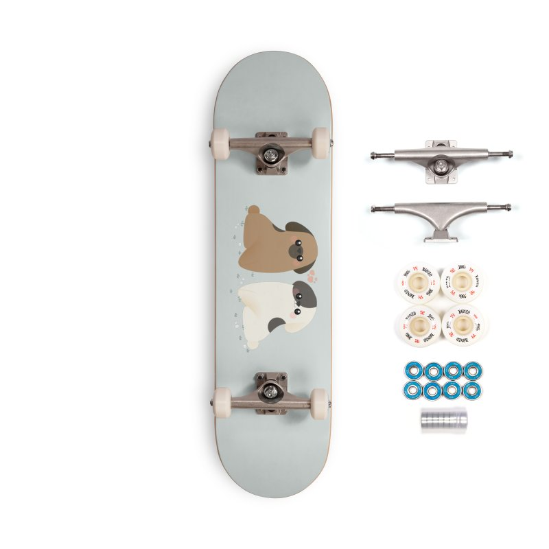 Cute Accessories Complete - Premium Skateboard by theladyernestember's Artist Shop