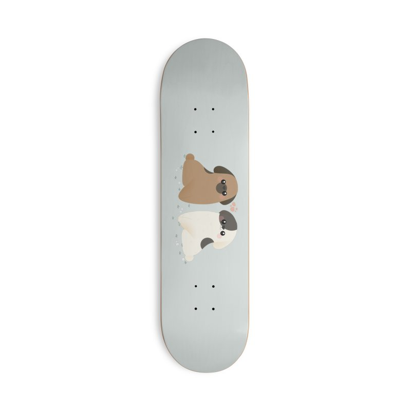 Cute Accessories Deck Only Skateboard by theladyernestember's Artist Shop