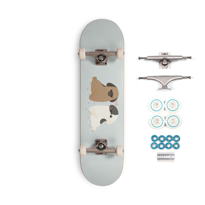 Cute Accessories Complete - Basic Skateboard by theladyernestember's Artist Shop