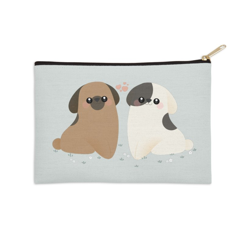 Cute Accessories Zip Pouch by theladyernestember's Artist Shop