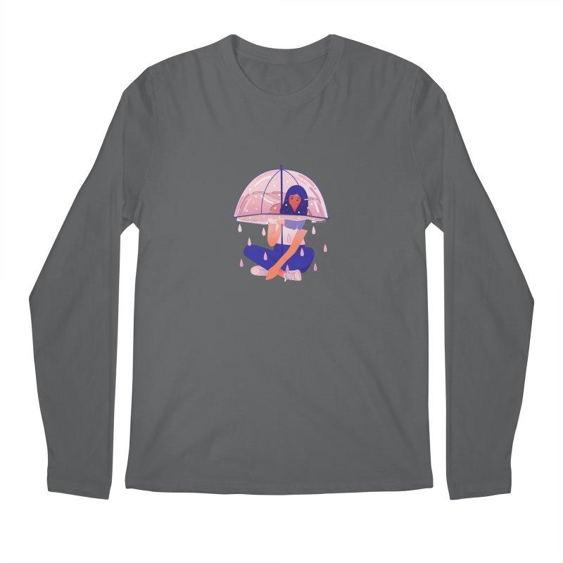 Lady Men's Regular Longsleeve T-Shirt by theladyernestember's Artist Shop