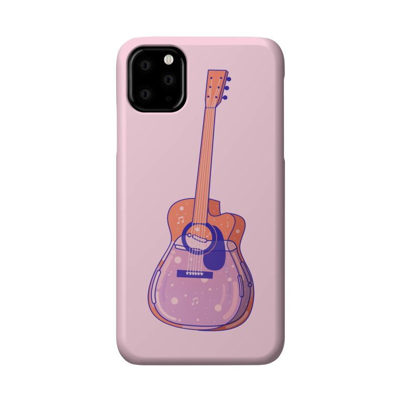 Guitar Accessories Phone Case by theladyernestember's Artist Shop