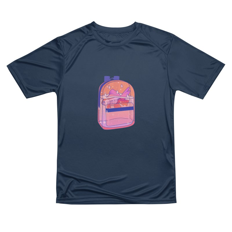 Bag Aquarium Men's Performance T-Shirt by theladyernestember's Artist Shop