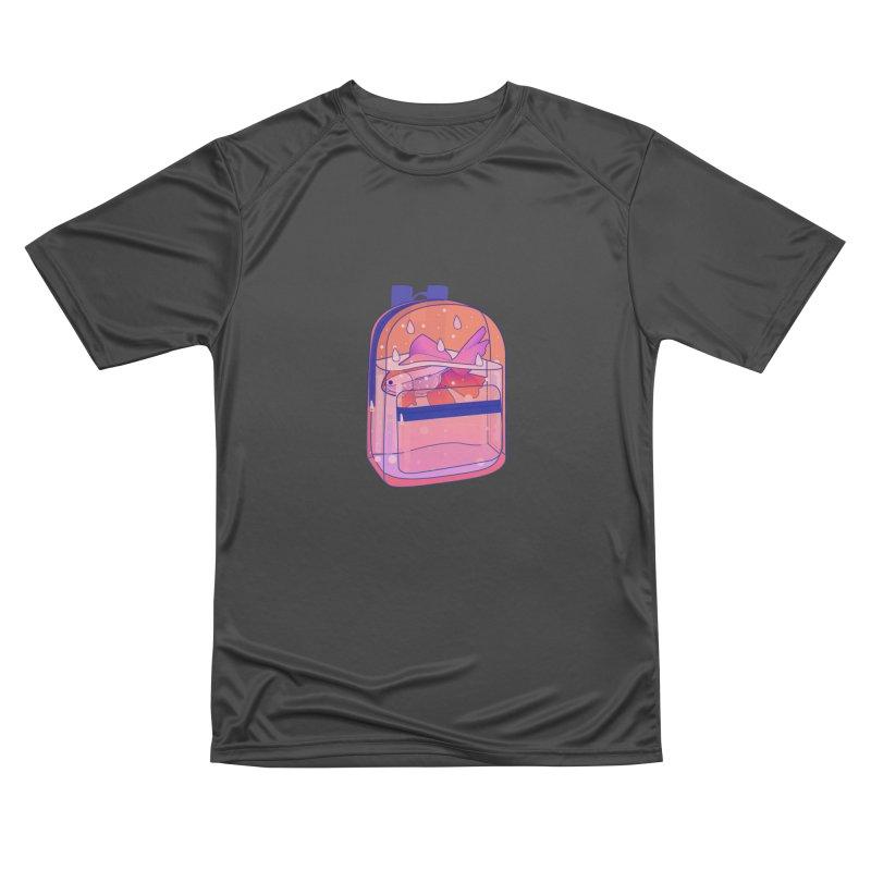 Bag Aquarium Women's Performance Unisex T-Shirt by theladyernestember's Artist Shop