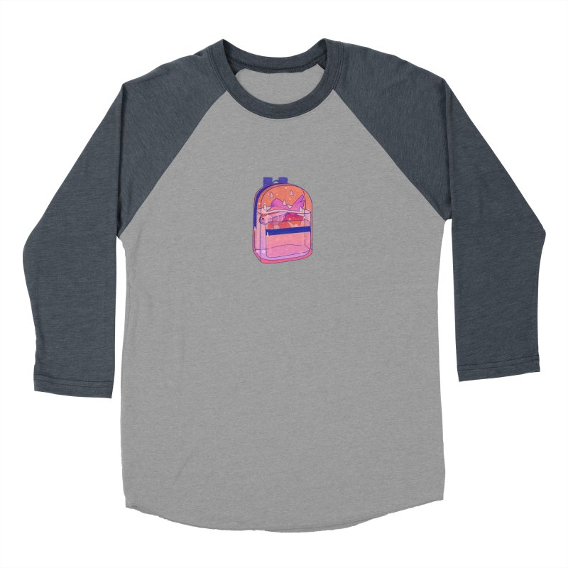 Bag Aquarium Women's Baseball Triblend Longsleeve T-Shirt by theladyernestember's Artist Shop