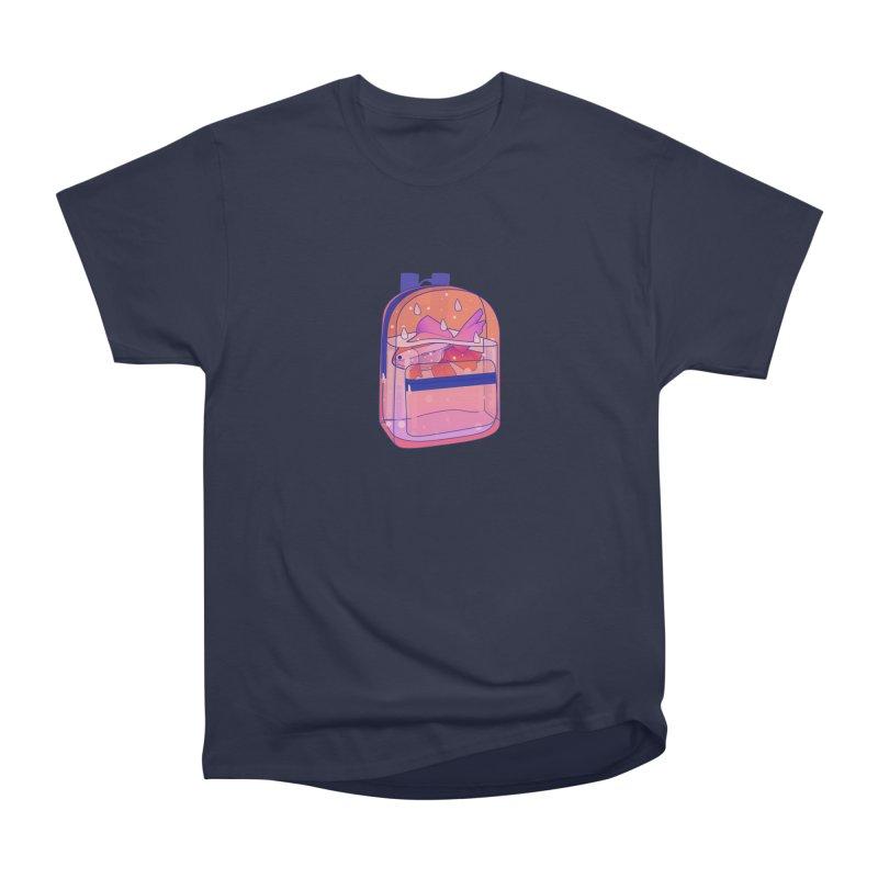 Bag Aquarium Men's Heavyweight T-Shirt by theladyernestember's Artist Shop