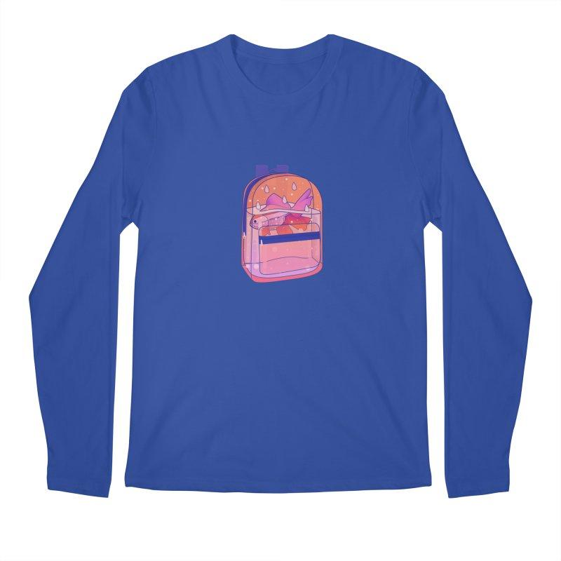 Bag Aquarium Men's Regular Longsleeve T-Shirt by theladyernestember's Artist Shop