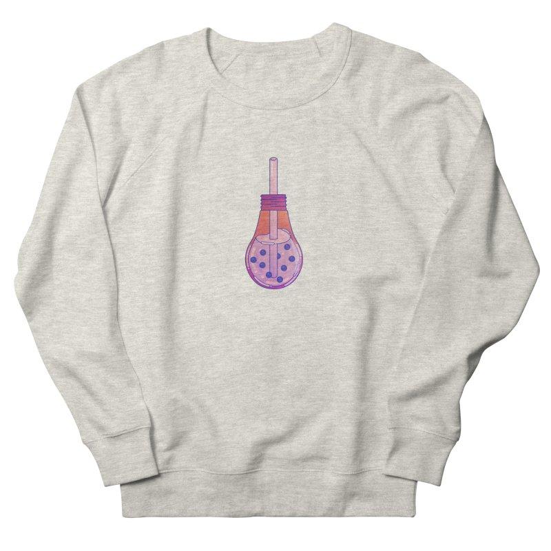 Bubbletea Women's French Terry Sweatshirt by theladyernestember's Artist Shop