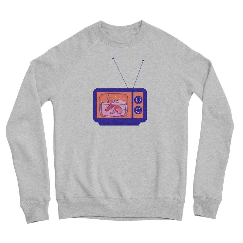 Television Men's Sponge Fleece Sweatshirt by theladyernestember's Artist Shop