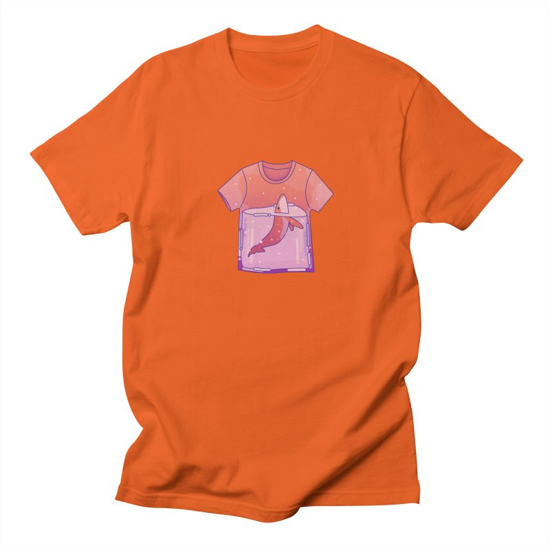 Whale Women's Regular Unisex T-Shirt by theladyernestember's Artist Shop