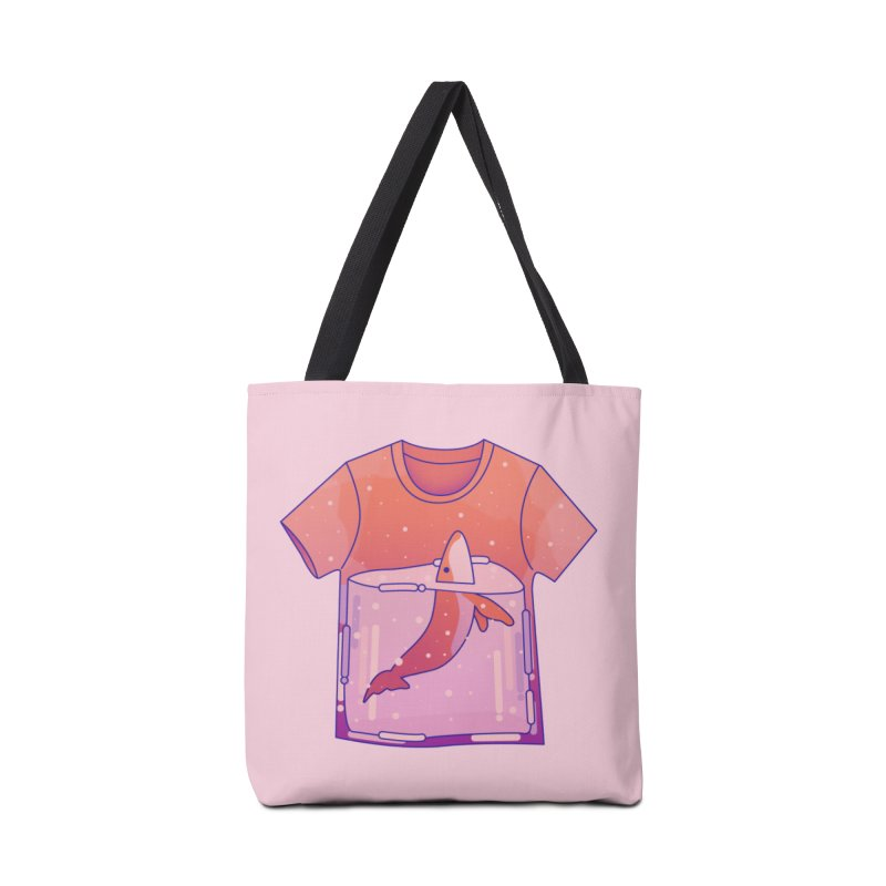 Whale Accessories Tote Bag Bag by theladyernestember's Artist Shop