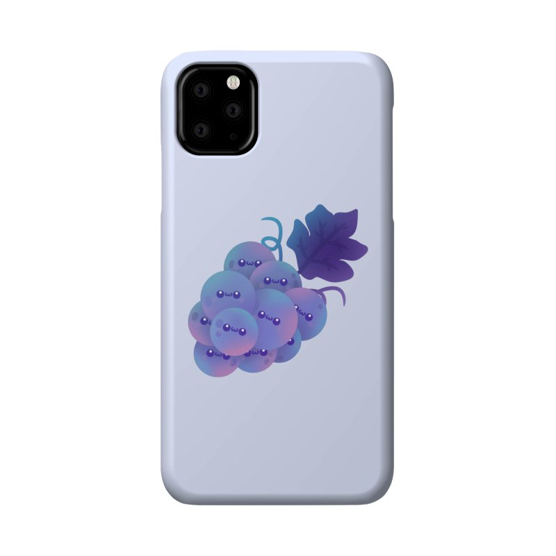 Grapes Accessories Phone Case by theladyernestember's Artist Shop