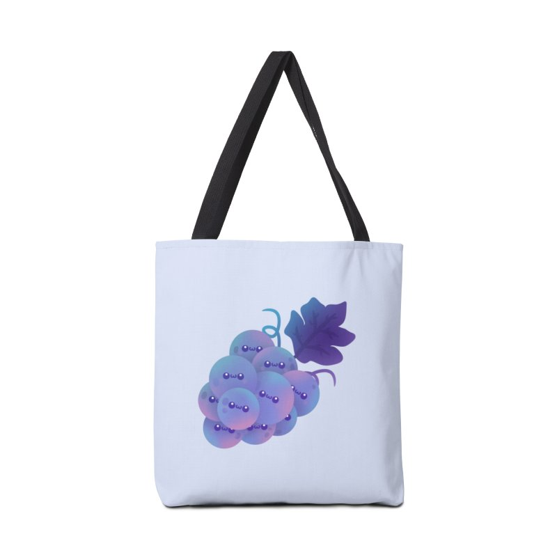 Grapes Accessories Bag by theladyernestember's Artist Shop