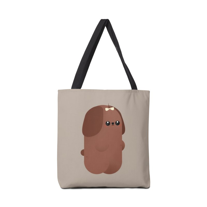 Puppy Accessories Bag by theladyernestember's Artist Shop