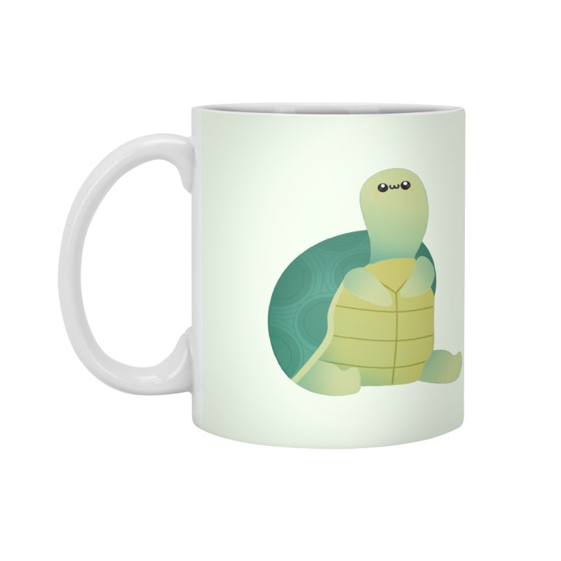 Turtle Accessories Mug by theladyernestember's Artist Shop