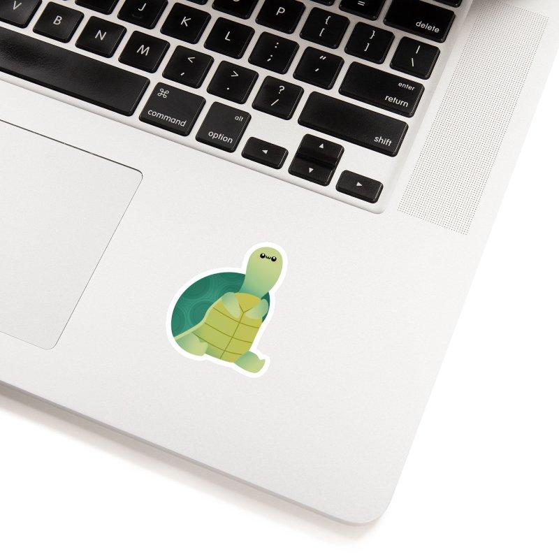 Turtle Accessories Sticker by theladyernestember's Artist Shop