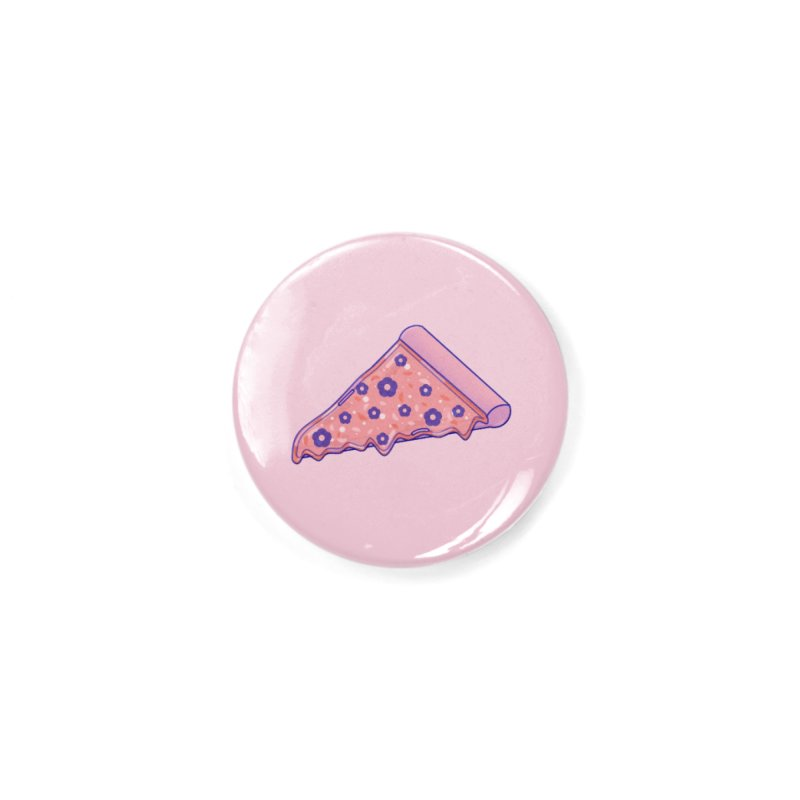 Pizza Accessories Button by theladyernestember's Artist Shop