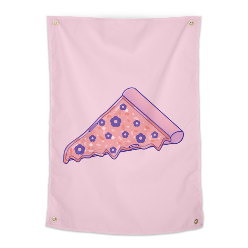 Pizza Home Tapestry by theladyernestember's Artist Shop