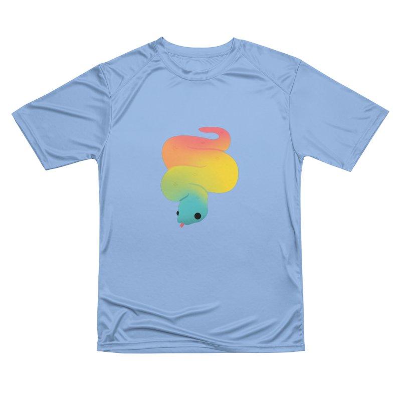 Snake Men's T-Shirt by theladyernestember's Artist Shop