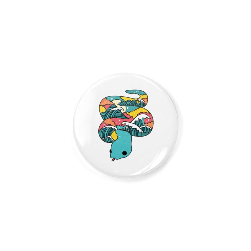 Snake Accessories Button by theladyernestember's Artist Shop