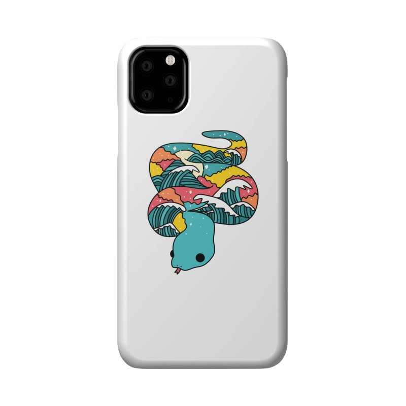Snake Accessories Phone Case by theladyernestember's Artist Shop