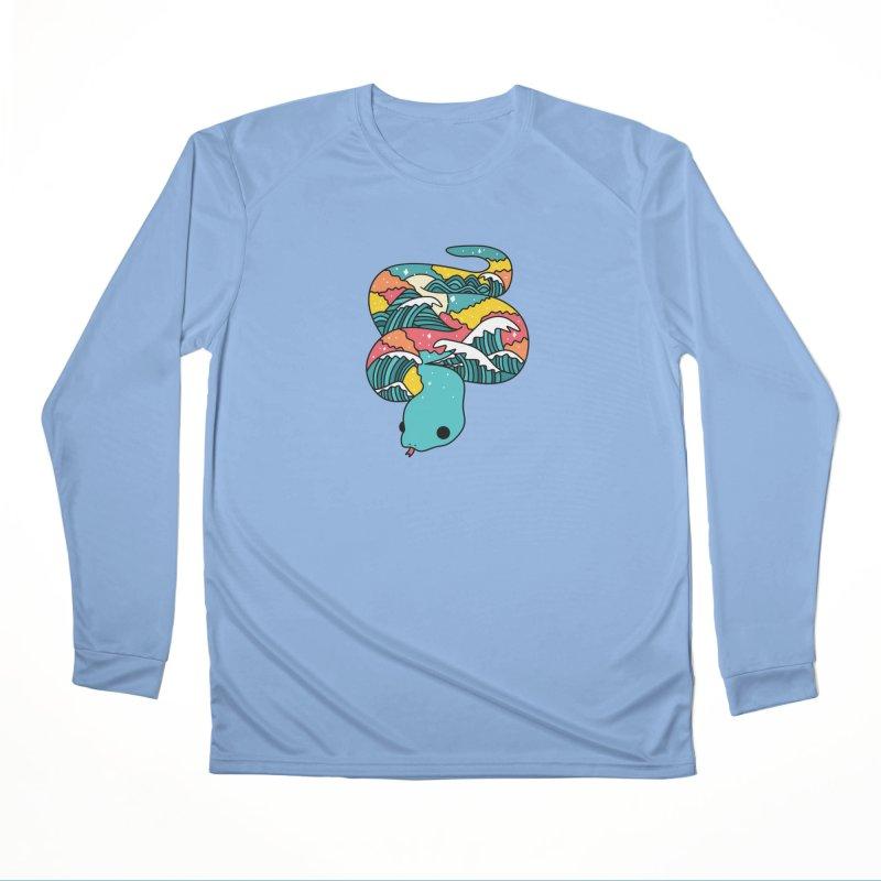 Snake Men's Longsleeve T-Shirt by theladyernestember's Artist Shop