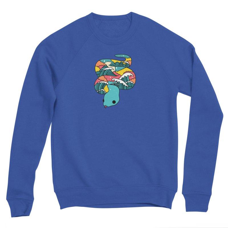 Snake Women's Sweatshirt by theladyernestember's Artist Shop