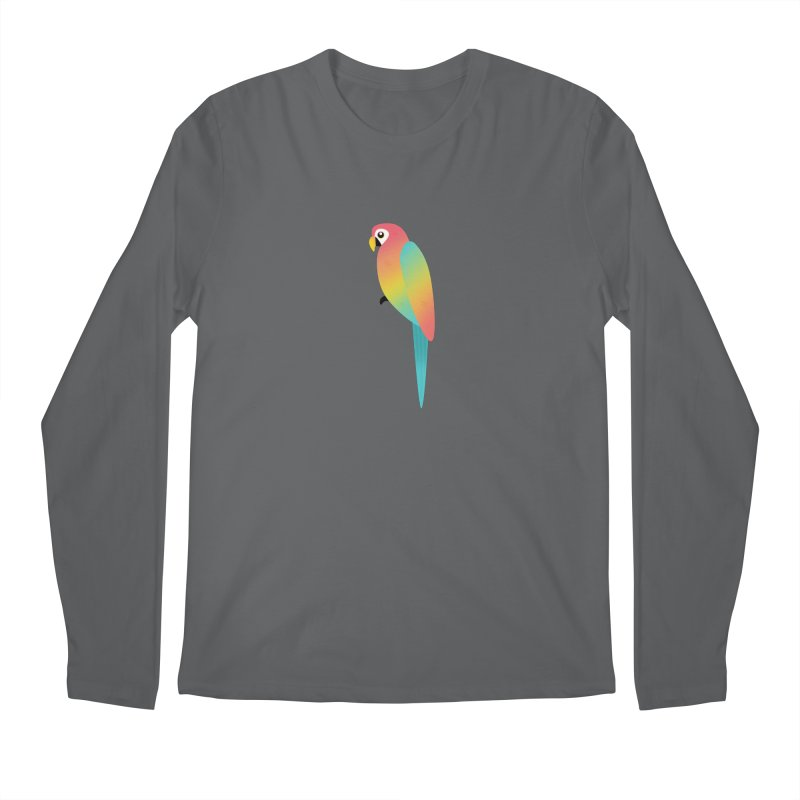 Parrot Men's Longsleeve T-Shirt by theladyernestember's Artist Shop