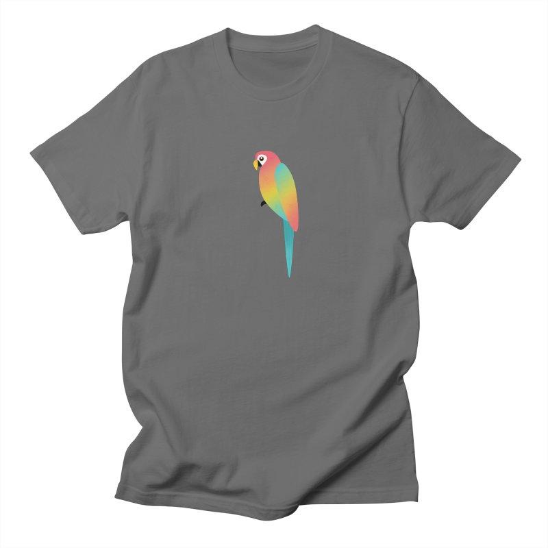 Parrot Women's T-Shirt by theladyernestember's Artist Shop