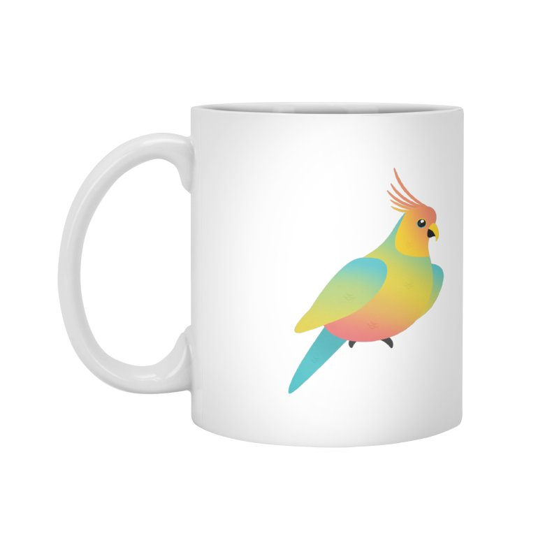 Parrot Accessories Mug by theladyernestember's Artist Shop