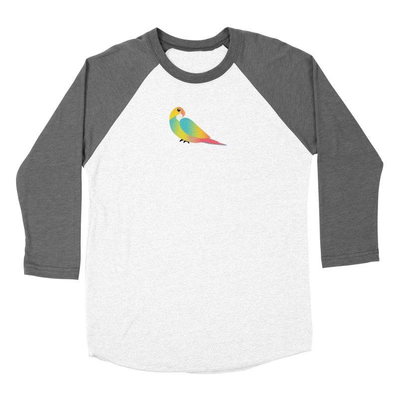 Parrot Women's Longsleeve T-Shirt by theladyernestember's Artist Shop