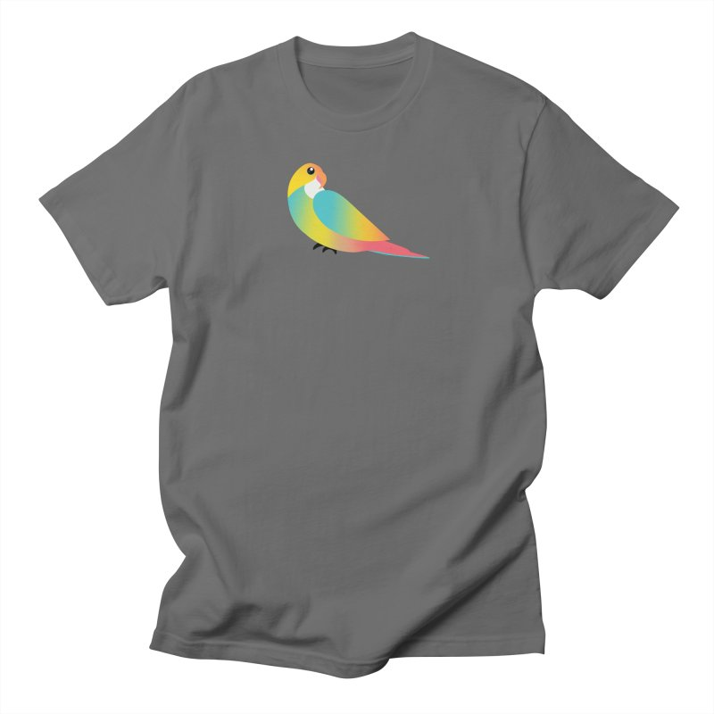 Parrot Women's T-Shirt by theladyernestember's Artist Shop