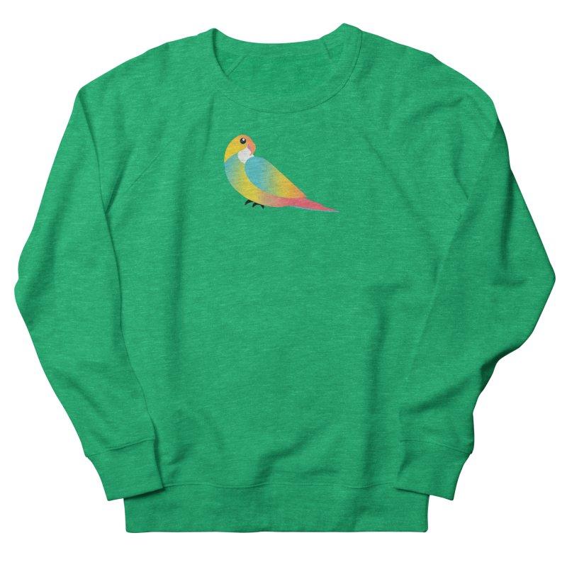 Parrot Women's Sweatshirt by theladyernestember's Artist Shop