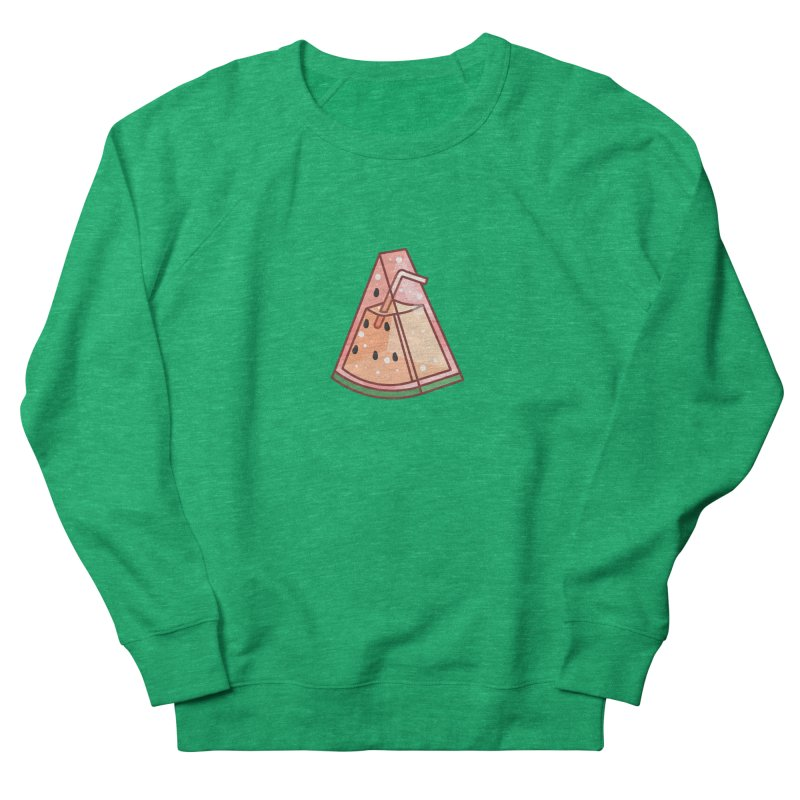 Watermelon Women's Sweatshirt by theladyernestember's Artist Shop