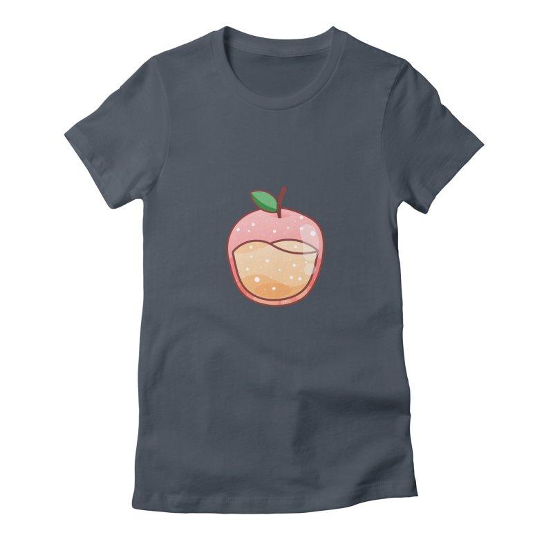 Apple Women's T-Shirt by theladyernestember's Artist Shop