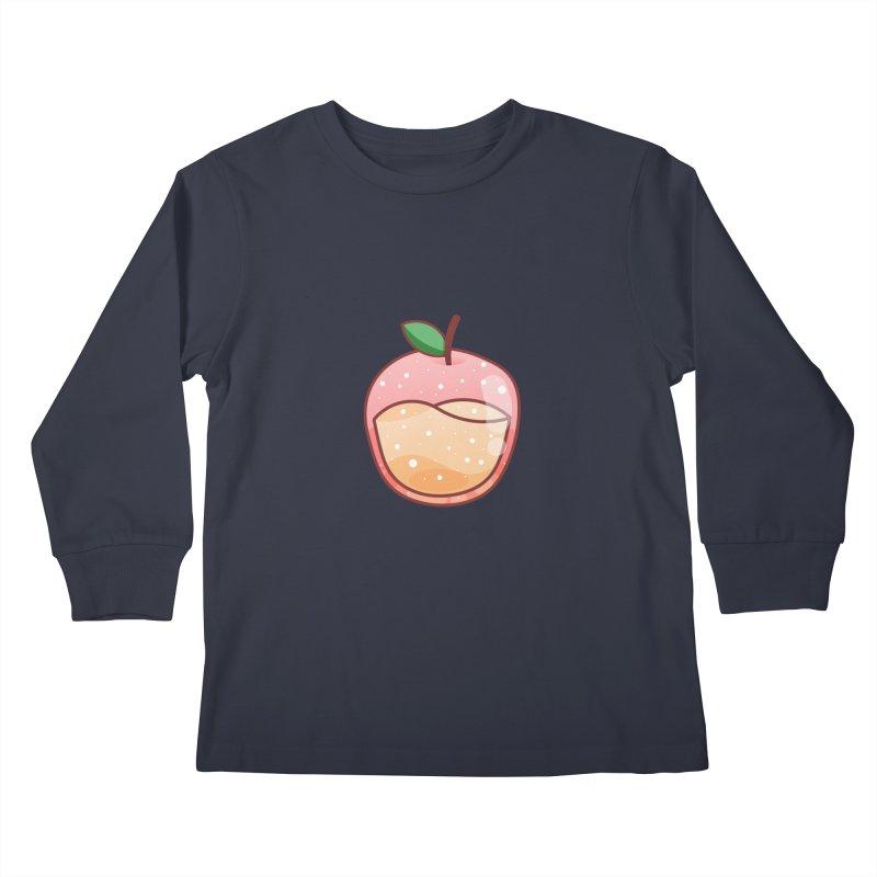 Apple Kids Longsleeve T-Shirt by theladyernestember's Artist Shop