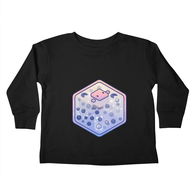 Fish Kids Toddler Longsleeve T-Shirt by theladyernestember's Artist Shop